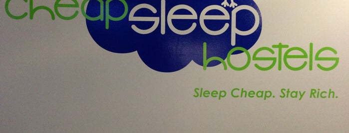 CheapSleep is one of Places to visit in Finland.
