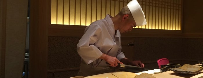 Sushi Saito is one of Tokyo Fine Dining.