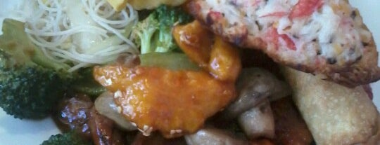Ming Garden Buffet is one of Food.