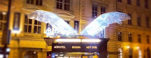 Würstelstand Bitzinger is one of Vienna, Austria.