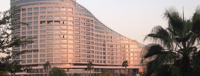 Sheraton Grand Adana is one of Hotels.