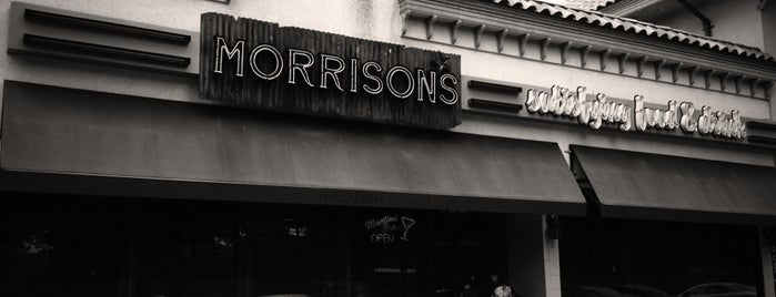 Morrison's is one of Long Island.