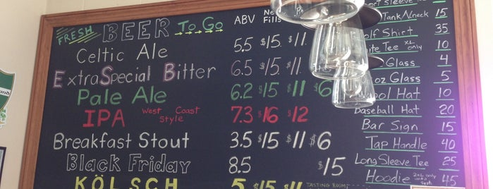 Long Ireland Beer Company is one of Venues We've Visted.