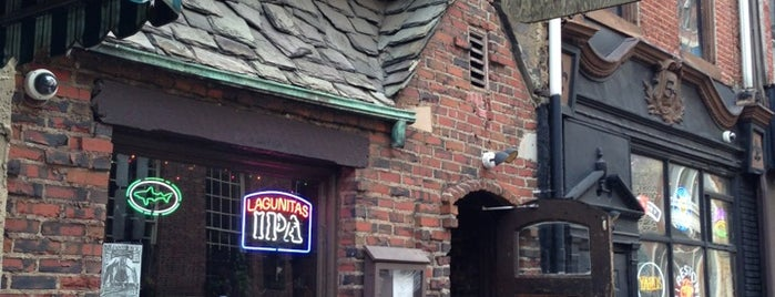 Khyber Pass Pub is one of Philadelphia.