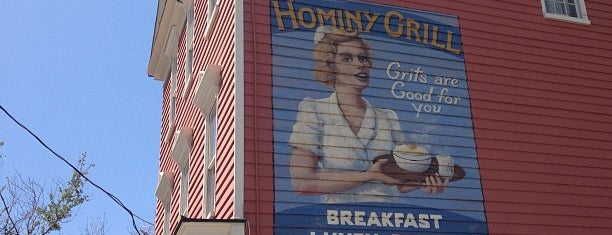Hominy Grill is one of The 15 Best Places for a Fried Chicken in Charleston.