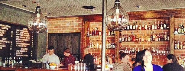 The Corner Door is one of David & Dana's LA BAR & EATS!.