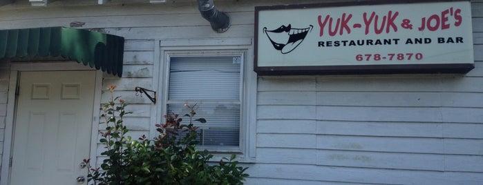 Yuk Yuk &Joes is one of Eateries.