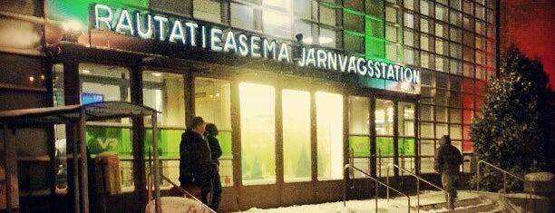VR Turun päärautatieasema is one of Best in Turku.