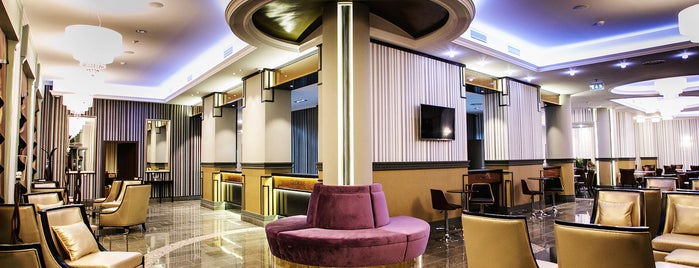 Grand Hotel Glorius Makó is one of Hotel.