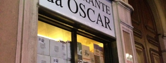 Ristorante Da Oscar is one of Travel.