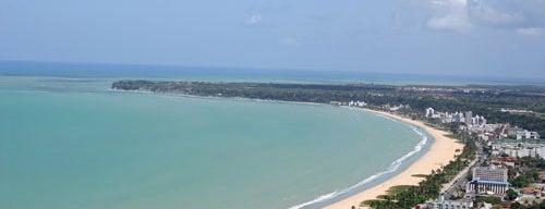 Praia do Cabo Branco is one of João Pessoa #4sqCities.