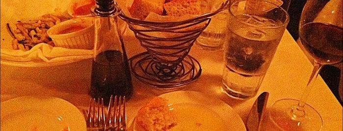La Strada is one of 50 Best Restaurants 2012.