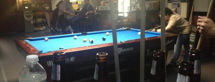 Skyline Billiards is one of Bars in New York City to Watch NFL SUNDAY TICKET™.