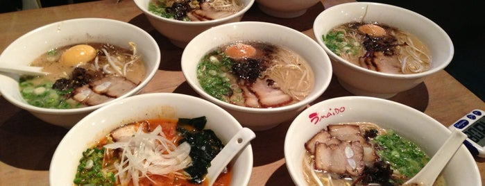 Umaido Ramen is one of A State-by-State Guide to America's Best Ramen.