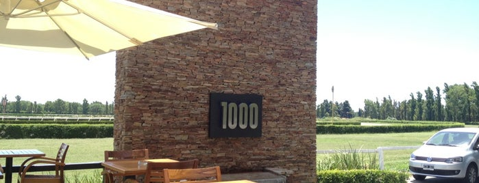1000 Rosa Negra is one of 20 favorite restaurants.
