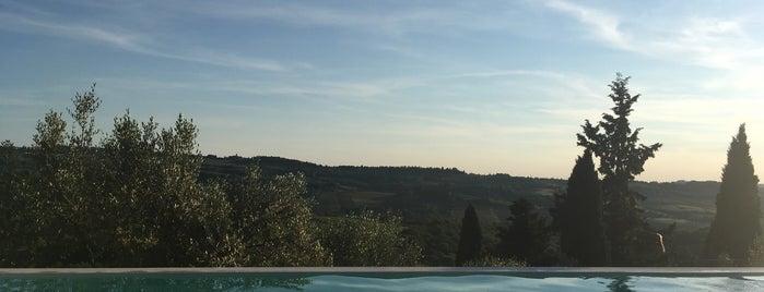 Villa Talente is one of Chianti Classico Producers.