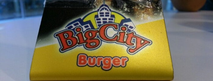 Big City is one of dine in.