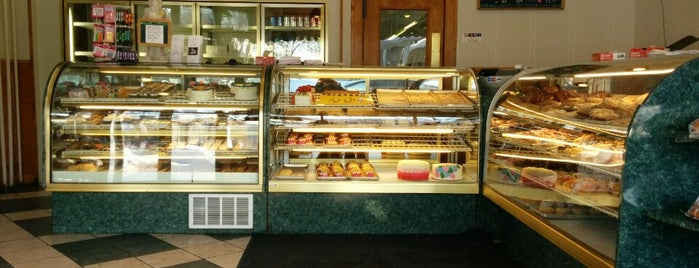 P. J. Murphy's Bakery is one of CIA Alumni Restaurant Tour.