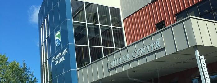 Champlain Emc is one of Champlain College List.