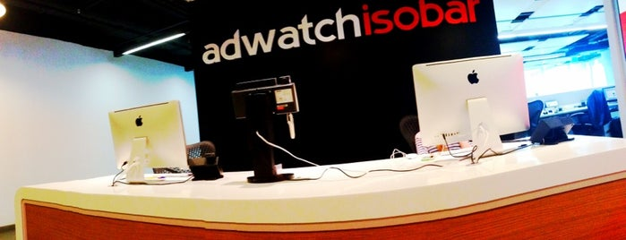 AdWatch Isobar is one of Startups World.