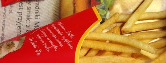 McDonald's is one of McDonalds.