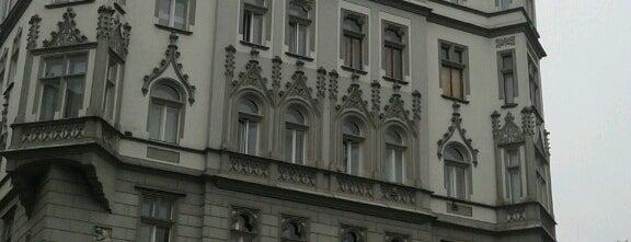 Czech Inn is one of Europe's Famous Hostels .com.