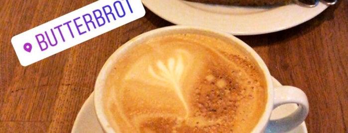 Butterbrot is one of Coffee spots Berlin.