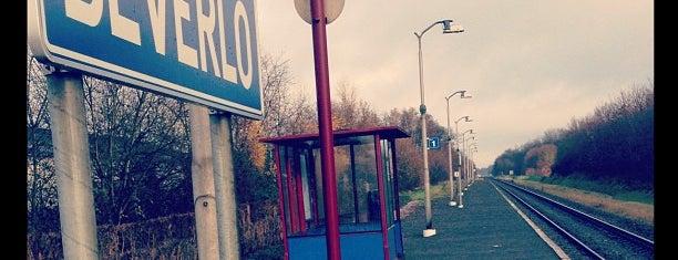 Station Beverlo is one of Bijna alle treinstations in Vlaanderen.