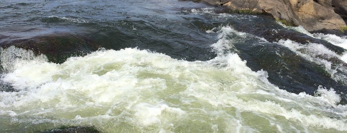 The Rocks At Hollywood Rapids is one of Guide to Richmond's best spots.