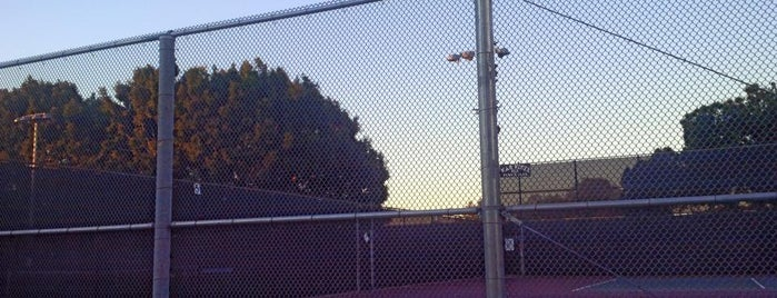Mar Vista Park Tennis Courts is one of Los Angeles.