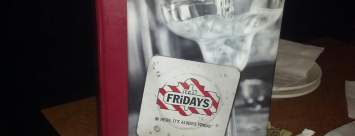 TGI Fridays is one of Fort Wayne Food.