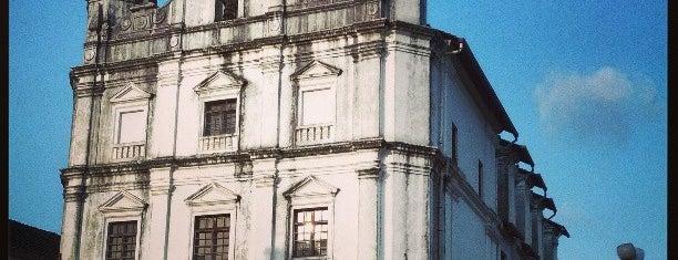 Sé Catedral de Santa Catarina is one of UNESCO World Heritage Sites (Asia).