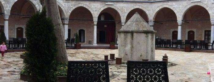Rüstem Paşa Medresesi is one of İstanbul'daki Mimar Sinan Eserleri.