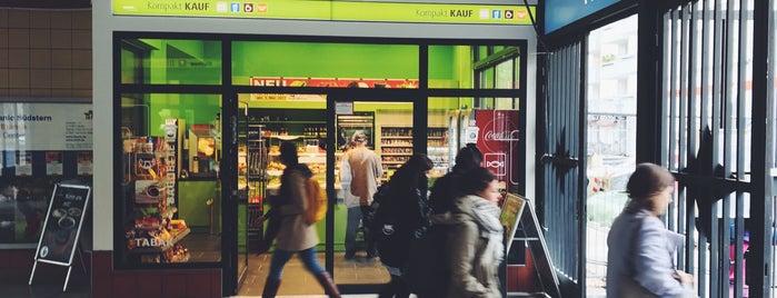 U Südstern is one of U-Bahn Berlin.