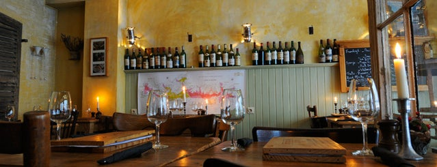 Wijnbistro DiVino is one of Belgian Wine Bars.