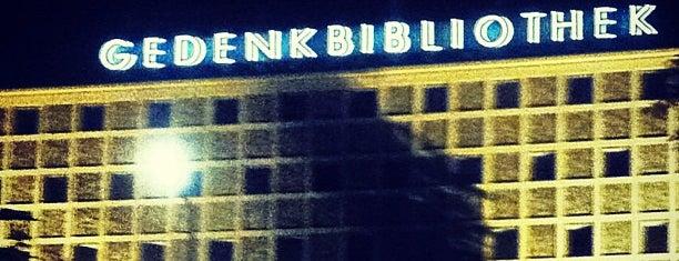 Amerika-Gedenkbibliothek (AGB) is one of Berlin.