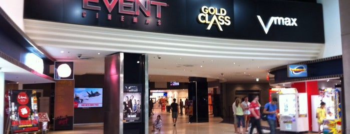 eVent Cinemas is one of Movie Theaters  (Worldwide).