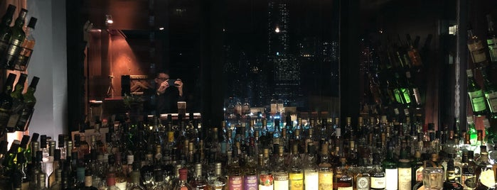 B.A.R. Executive Bar is one of Hong Kong.