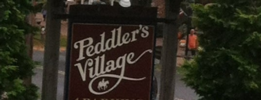 Peddler's Village is one of Philly & Other PA.