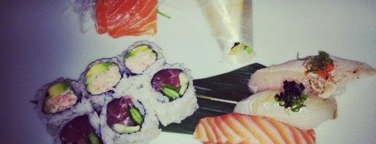 Kaya Sushi is one of Best restaurants.