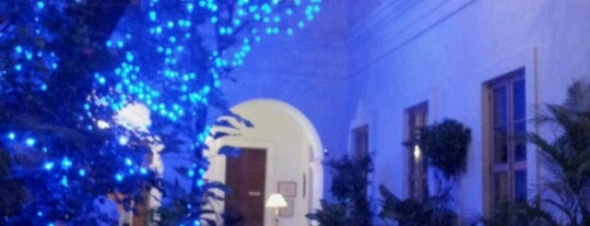 Hotel De L'Orient is one of life of pi...Pondicherry.