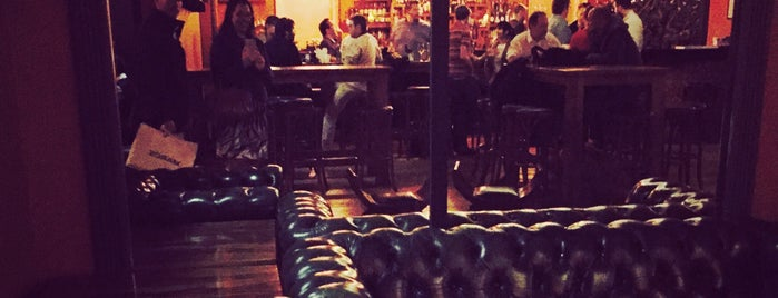 Canton Lounge Bar is one of Perth's Small Bars.
