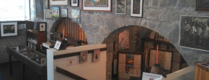 Museu Eva Hilden is one of Penedo 2014.