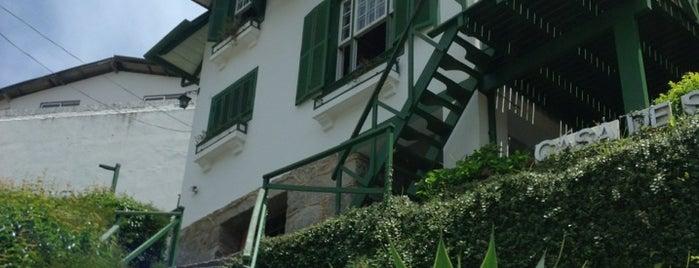 Casa de Santos Dumont is one of Turistando.