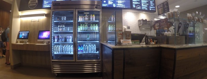 Juice Press is one of The New Yorkers: Tribeca-Battery Park City.