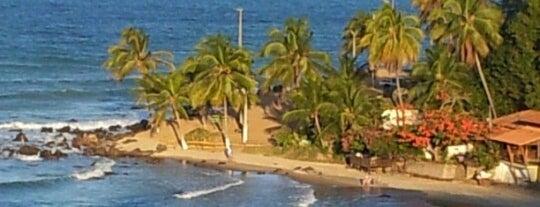 Praia de Baía Formosa is one of Lugares que já visitei!.