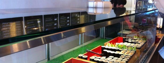 Cherry Blossom Sushi bar is one of Japanese Restaurants in Adelaide.