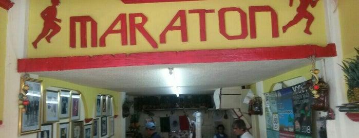 Jugos Maratón is one of Comer en df.