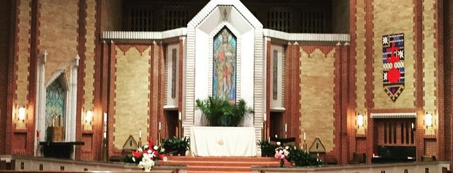 Christ the King Catholic Church is one of Historian.