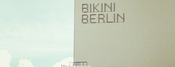 Bikini Berlin is one of West Berlin Connection! Welcome!.